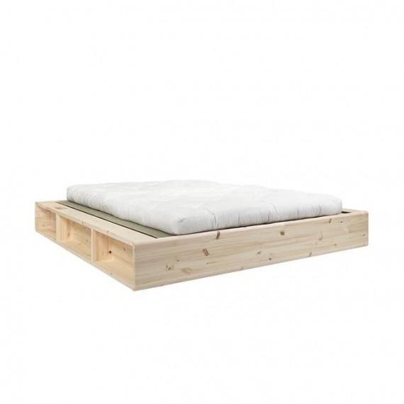 Łóżko sosnowe 140x200 ZIGGY