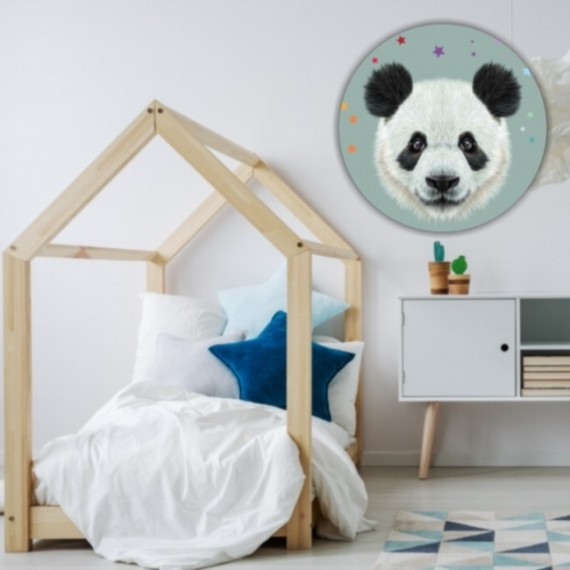 Kołdra antyalergiczna, bambusowa dla dzieci PANDA
