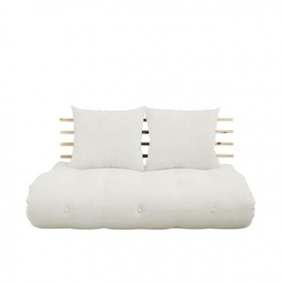 Sofa japońska SHIN SANO naturalna 140x200 Karup Design