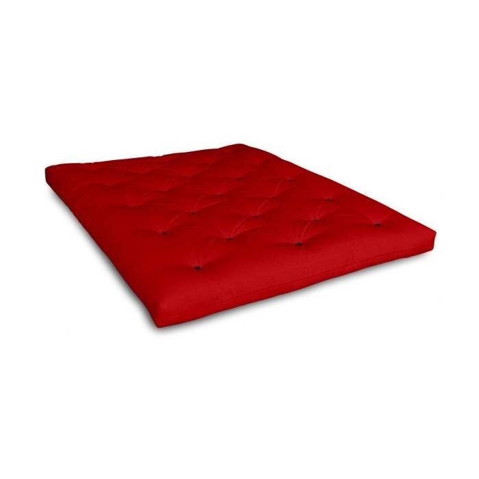 Futon Uru - średniotwardy, ciepły, wełniany futon 180x200