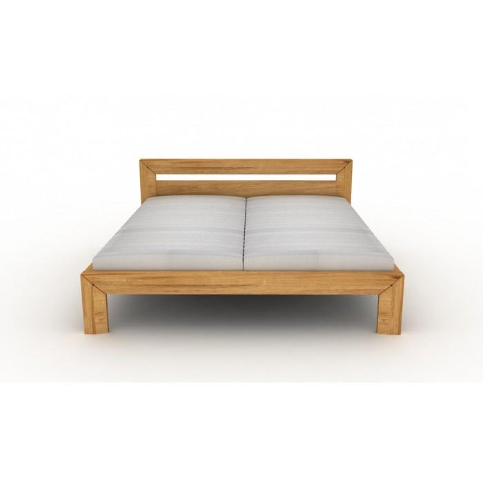 Łóżko dębowe 140x200 KOPENHAGA 6