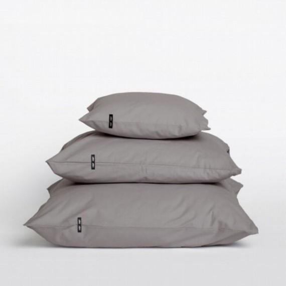 Poszewki na poduszki HOP DESIGN ciemno szare - różne rozmiary