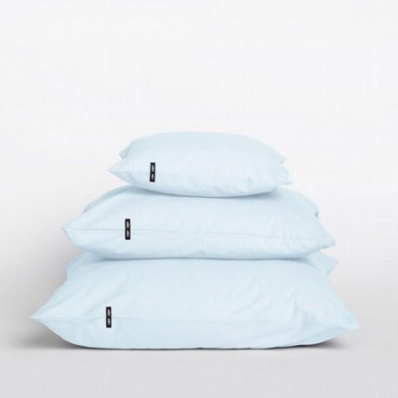 Poszewki na poduszki HOP DESIGN błękitne - różne rozmiary