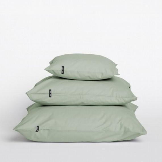 Poszewki na poduszki HOP DESIGN szałwiowa zieleń - różne rozmiary