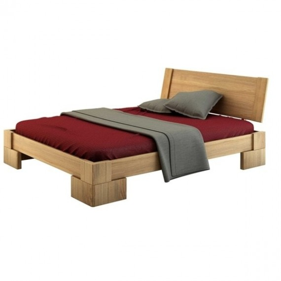 Łóżko bukowe 180x200 VIGO