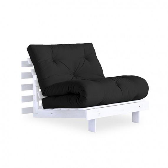 Sofa ROOTS 90 z białą ramą