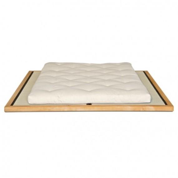 Łóżko olchowe 100x200 TATAMI