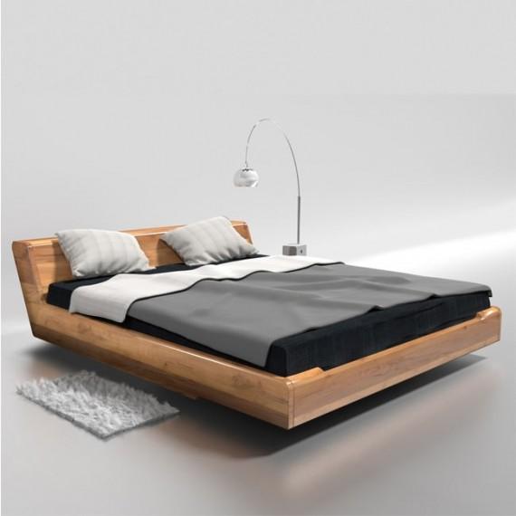 Łóżko drewnane 140x200 KOBE